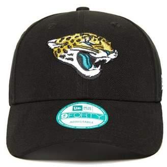 ec740b3708e New Era 9FORTY NFL Jacksonville Jaguars Strapback Cap