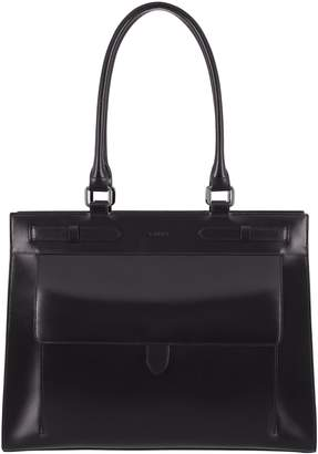 Lodis Los Angeles Audrey Under Lock & Key - Eileen RFID Leather Briefcase
