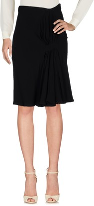 Plein Sud Jeans Knee length skirts