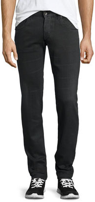 Rag & Bone Standard Issue Fit 1 Skinny Denim Jeans $275 thestylecure.com