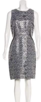 Peter Som Knee-Length Sheath Dress