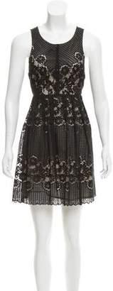 Free People Lace Sleeveless Dress