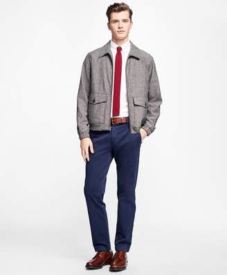 Brooks Brothers Donegal Tweed Short Jacket