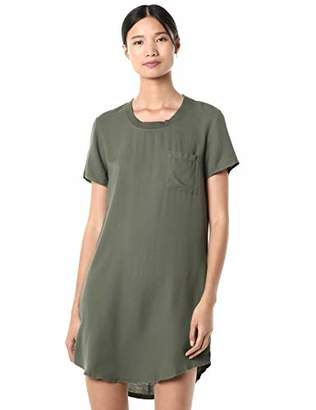 Splendid Women's Short Sleeve T-Shirt Dress