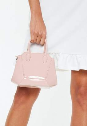 Missguided Pink Dolly Handbag