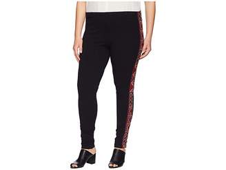 Johnny Was Plus Size Marjan Leggings