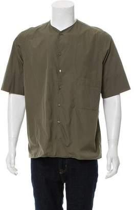 Lemaire V-Neck Utility Shirt
