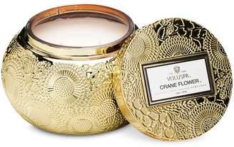 Voluspa Japonica Crane Flower Chawan candle