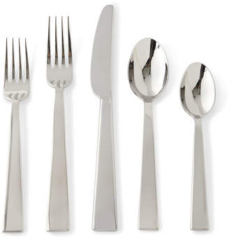 Vera Wang 5-Piece Bande Flatware Place Setting