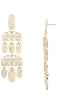 Kendra Scott Emmet Tiered Chandelier Earrings