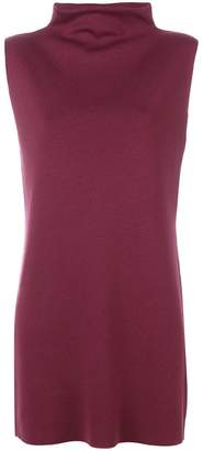John Smedley sleeveless sweater top