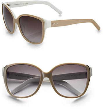 Chloé Capucine Elegant Square Sunglasses