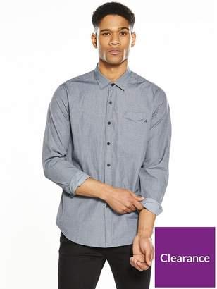 Replay Printed Long Sleeve Shirt
