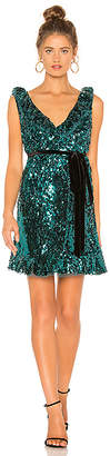Free People Sequin Siren Mini Dress