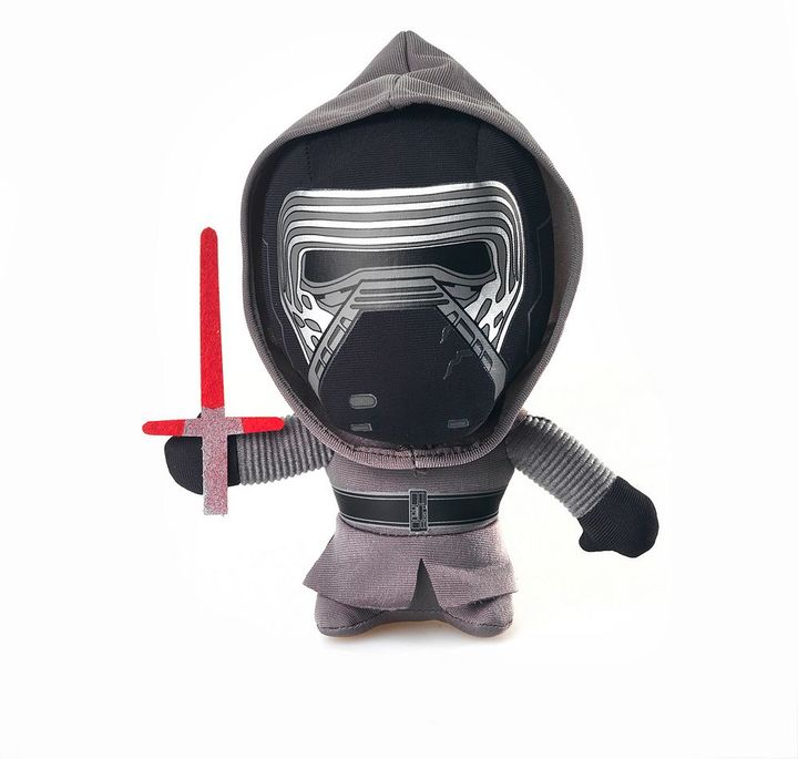 Comic images Star Wars: Episode VII The Force Awakens Kylo Ren Super Deformed Plush by Comic Images