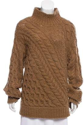 Donna Karan Cashmere & Wool Sweater