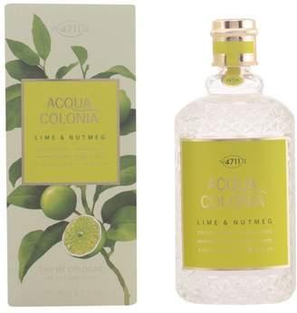 4711 Unknown Acqua Colonia - Lime & Nutmeg - 5.7 Fl.oz. / 170ml EDC Eau De Cologne