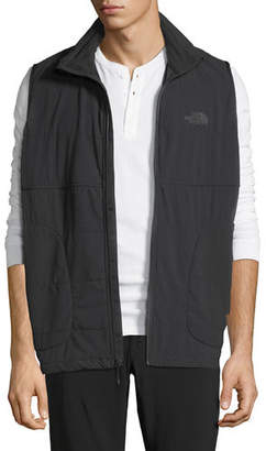 The North Face Mountain Zip-Front Sweatshirt Vest