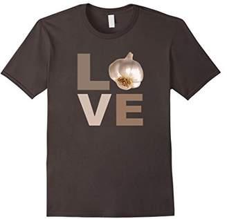 Funny ward off vampires Garlic Love got garlic T shirt