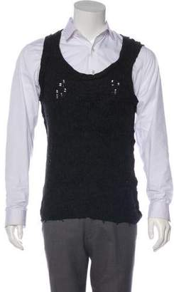 Dolce & Gabbana Wool Sweater Vest