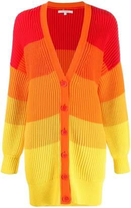 Parker Chinti & chunky knit cardigan