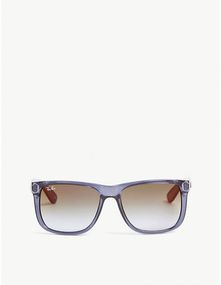 Ray-Ban RB4165 Justin square-frame sunglasses