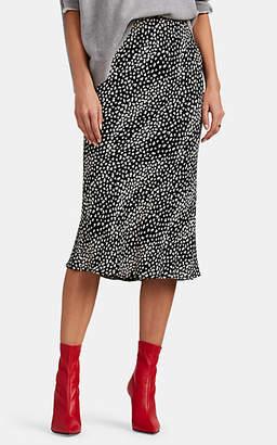 f1dec864242f FiveSeventyFive Women's Leopard-Print Skirt - Black