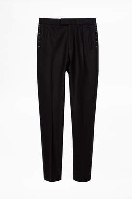 Zadig & Voltaire Paris Staple Pants