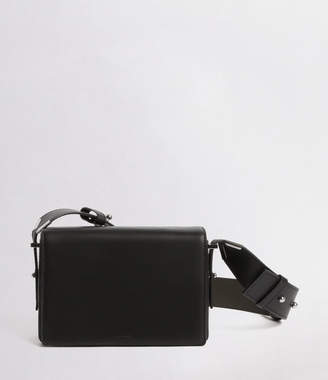 AllSaints Versailles Leather Shoulder Bag