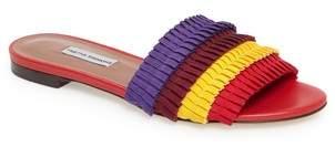 Tabitha Simmons Sprinkles Slide Sandal