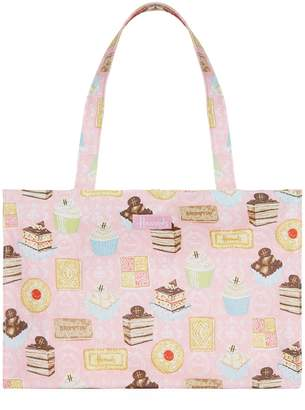 Harrods Afternoon Tea Shoulder Tote Bag