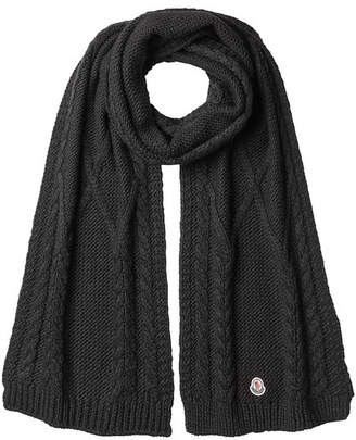 Moncler Scarf with Wool and Alpaca