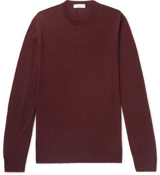 Richard James Slim-Fit Merino Wool Sweater