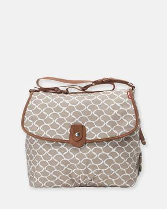 Babymel Satchel Nappy Bag