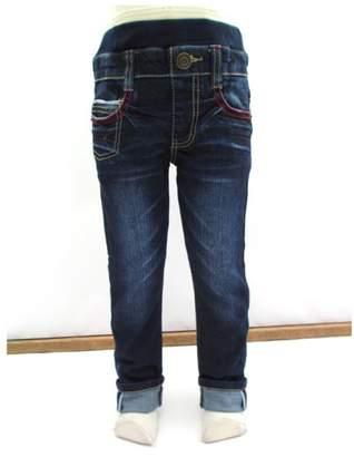 L.COPECK 国産デニムセルビッジ使いパンツ(150〜160cm)