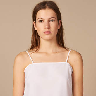 Sandro Top with fine straps