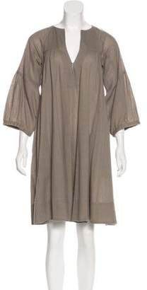 Etoile Isabel Marant Tonal Knee-Length Dress