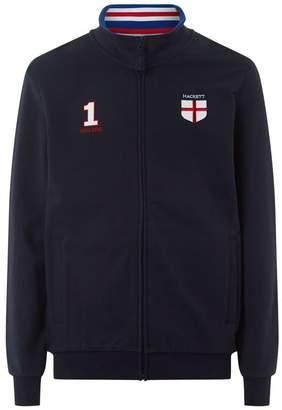 Hackett England Badge Sweatshirt