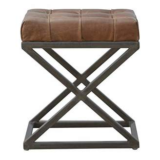 Artisan Furniture IN2072 Leather Top Table One Size