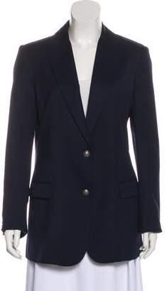 Pierre Balmain Paneled Wool Blazer