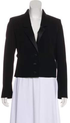 Marc Jacobs Notched-Lapel Structured Blazer