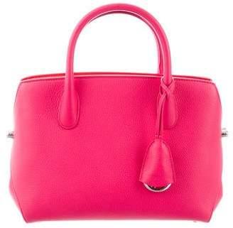 Christian Dior Leather Bar Bag
