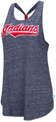 G-iii Sports Women's Cleveland Indians Bleacher Tank