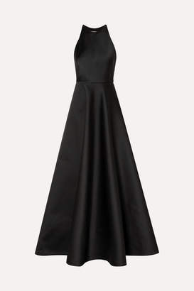 0037b9bfd488 Jason Wu Collection - Satin Gown - Black