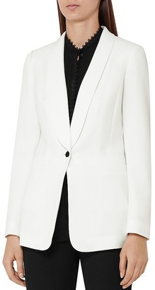 REISS Reed Shawl Collar Blazer $465 thestylecure.com