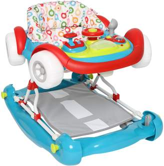 My Child Mychild Coupe 2-in-1 Baby Walker Pink