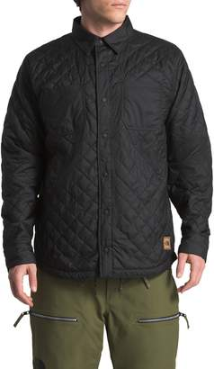 The North Face Fort Point Insulated Reversible Shirt Jacket