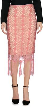 Angelos Frentzos Knee length skirts - Item 35331954