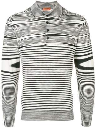 Missoni horizontal stripes jumper