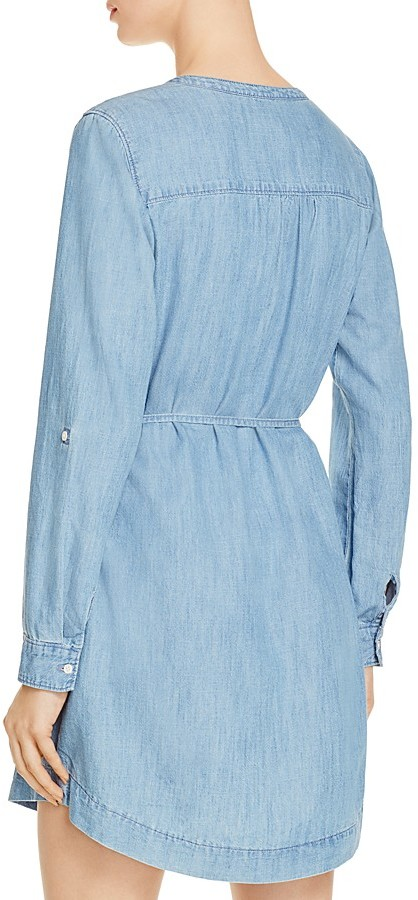 Soft Joie Milli Chambray Shirt Dress 2